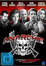 Anarchie DVD - Ethan Hawke Ed Harris Milla Jovovich Dakota Johnson