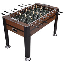 """NEW 54"""" Foosball Soccer Table Competition Sized Football Arcade Indoor Game Room"""