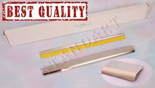 Mercedes Sprinter 2006- Stainless Steel Door Sill Guard Covers Scuff Protectors