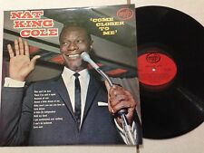 "NAT KING COLE 12"" Vinyl LP COME CLOSER TO ME **Free UK Postage**"