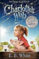 Charlotte's Web by E. B. White (2006, Paperback, Movie Tie-In)