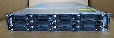 Dell PowerEdge C6100 4 x Node Server 8x Six-Core XEON X5650 2.66GHz 384GB 12x146