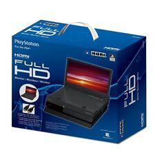 hori lcd monitor playstation 4  ps4 full hd  hdmi