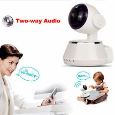 WIFI IP Camera Baby Monitor Tilt 720P Security Network CCTV Night Vision Webcam
