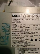 Dell Optiplex GX280 DESKTOP POWER SUPPLY Y4493  280W