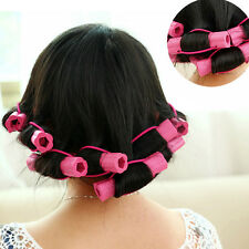 Foam Soft Sponge Hair Rollers Curlers For Hair Styling Curls Maker Tool 6pcs/set
