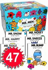 Mr. Men My Complete Collection 47 Books BoxSet RRP £117