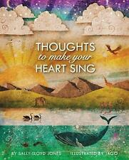 Sally Lloyd-Jones; .. Thoughts to Make Your Heart Sing