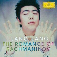 Lang Lang: The Romance of Rachmaninov (CD, Oct-2013, 2 Discs, DG Deutsche...