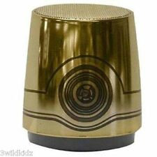 iHome Star Wars Portable Speaker (C-3PO) - Holiday Gift