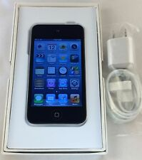 iPod Touch 4th Gen Black (16GB) Excellent Condition w/ Gift Box & Accessories