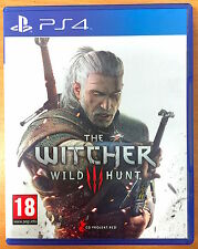 The Witcher III - Wild Hunt - Playstation PS4 Games - Very Good Condition - 3