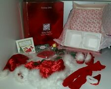 HOLIDAY 2000 AMERICAN GIRL BITTY BABY COLLECTION SANTA'S HELPER SET