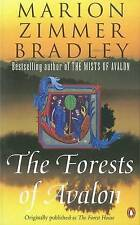 The Forests of Avalon, By Marion Zimmer Bradley,in Used but Acceptable condition
