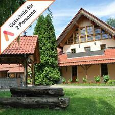 Sachsen Dahlener Heide 3 Sterne Waldhotel Dröschkau 6 Tage Familienurlaub Sauna