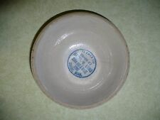 RED WING Advertising Bowl Harry W. Lund Chain Red & White Store Canby, MINN MN