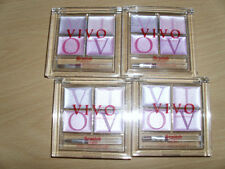 3 x VIVO LIP LOSS QUAD WITH FINE LIP BRUSH #1 BEWITCH *  NEW & SEALED