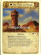 A Game of Thrones LCG - 1x Der Turm der Freude  #078 - Das Lied des Raben