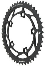 SRAM Force 22 XG 2x11 Speed Alloy Road Chainring 110mm BCD x 46t - Blast Black