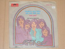 "THE NEW SEEKERS -Pinball Wizard / See Me, Feel Me- 7"" 45 Polydor"
