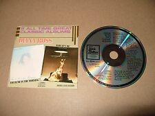 Diana Ross Touch Me In The Morning/Baby It's Me 19 track cd 1986