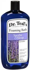 Dr Teal's Soothe and Sleep With Lavender Foaming Bath34 Fl. Oz. Bottle