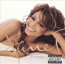 All for You [PA] by Janet Jackson (CD, Apr-2001, Virgin)