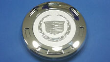 "2007-2014 Wheels Center Hub Cap 8"" for GM Cadillac Escalade Chrome Crest silver"