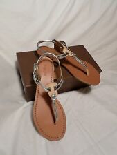 NEW IN BOX COACH CLARKSON LEATHER SANDALS 7M