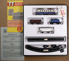 Zeuke 545/747 TT Freight Train Set 1:120 New Old Stock