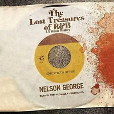 The d Hunter Mysteries: The Lost Treasures of R&B 2 by Nelson George (2015,...