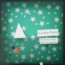 NEXT STOP HORIZON - WE KNOW EXACTLY WHERE WE ARE GOING - CD, 2011 - PROMO