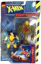 X-MEN WOLVERINE ROBOT FIGHTERS ACTION FIGURE BNIP
