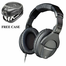Sennheiser HD-280 Pro - Closed-Back Monitor Professional Headphones with Case