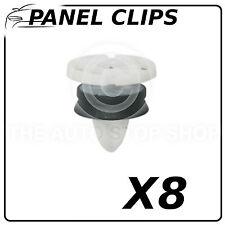 Clip Pannello PORTE pannels 8,2 mm RENAULT KANGOO / MEGANE / PEUGEOT 508 ETC 11638 8pk