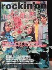 CLIPPING COVER JAPAN THE BEATLES 1999