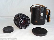 Carl Zeiss Jena DDR * MC FLEKTOGON 2.4/35mm lens * M42 * sn: 119636 , n189