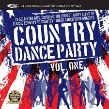 Dmc Dj Essentials-Country Dance Party Cd De Música