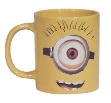 DESPICABLE ME One-Eyed Minion - Ceramic Coffee Mug, 14 oz.