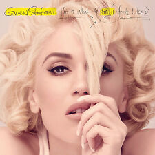 This Is What The Truth Feels Like - Gwen Stefani (CD, 2016, Interscope Records)