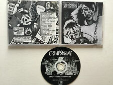 Crimpshrine - Duct Tape Soup CD (LOOKOUT! 57CD) 16 TRACKS RARE OOP GREEN DAY