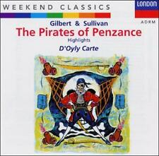 Gilbert & Sullivan: The Pirates Of Penzance (Highlights) Arthur Sullivan, Gilbe