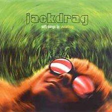 Jack Drag Soft Songs LP: Aviating CD 2000 Sugar Free NEW & SEALED