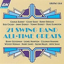 21 All Time Swing Greats by Orignal Artists  HITS  Minty CD New Case