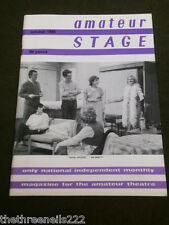 AMATEUR STAGE - 'LOCAL AFFAIRS' - OCT 1985