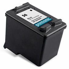 Recycled HP 56 ink (C6656AN) Black for HP Deskjet 5550 5150 450 5650