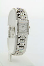 Concord Women's 14kt White Gold/.5CTW Diamond Wristwatch w/ Mother of Pearl Dial