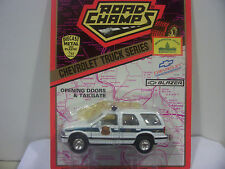 1997 Washington D.C. Metro Police. Chevy Blazer K-9 Unit, Road Champs Police Car