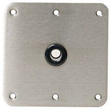 "Swivl-Eze Sp67739T Lock'N-Pin Threaded Deck Base 7""X7"""