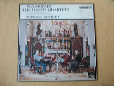 Mozart - The Haydn-Quartets No. 14/16 - Smetana Quartet - DENON Stereo(01124)